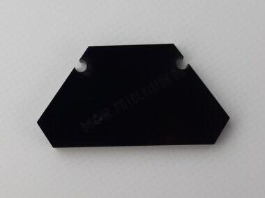 Торцевая заглушка к профилю Flexy ПФ 7140 «Световые линии 1.5 см»