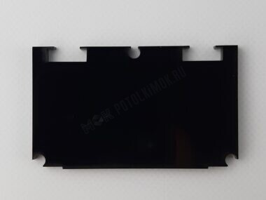 Торцевая заглушка к профилю ПФ 8049 Трек-световая линия 35мм