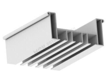 Профиль алюминиевый ГА-11-3 (2.0)