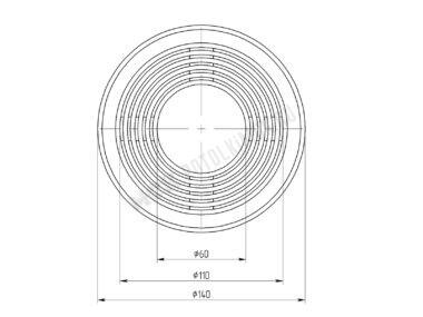 Платформа универсальная 60-110 мм
